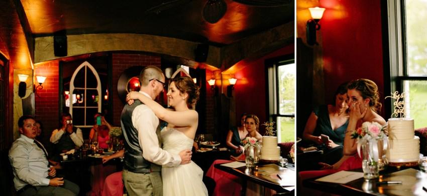 Gahan House Wedding Reception