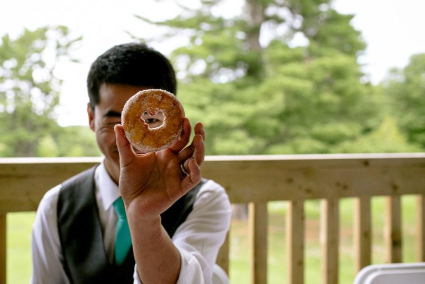 Fuck Yeah Donuts Wedding
