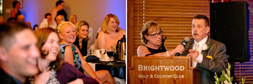 Brightwood Golf Club Wedding by Kandise Brown