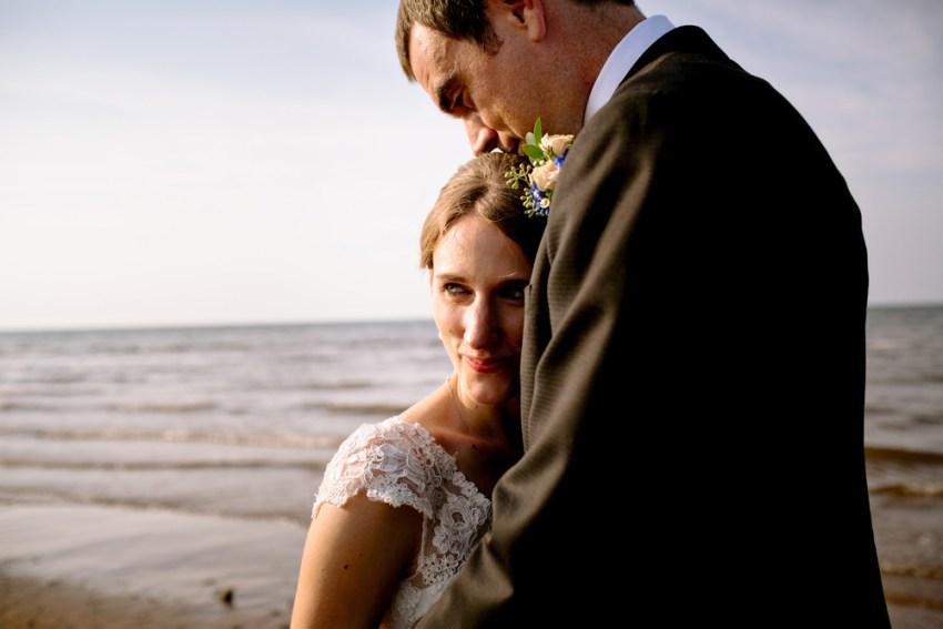 Plage Aboiteau Beach Wedding Photography Kandise Brown
