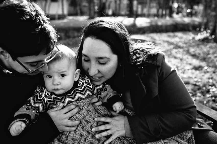 November Family Portrait Photos Kandise Brown