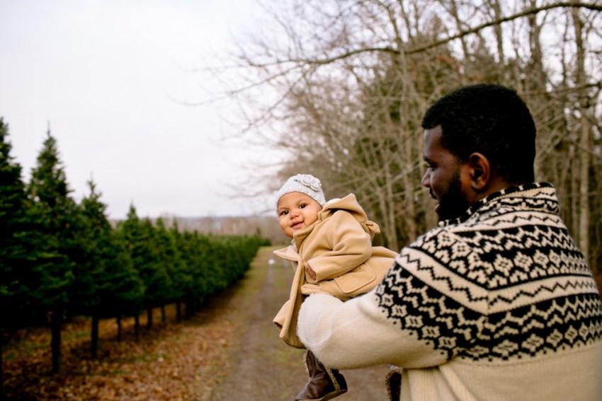 Christmas Tree Farm Fredericton Kandise Brown