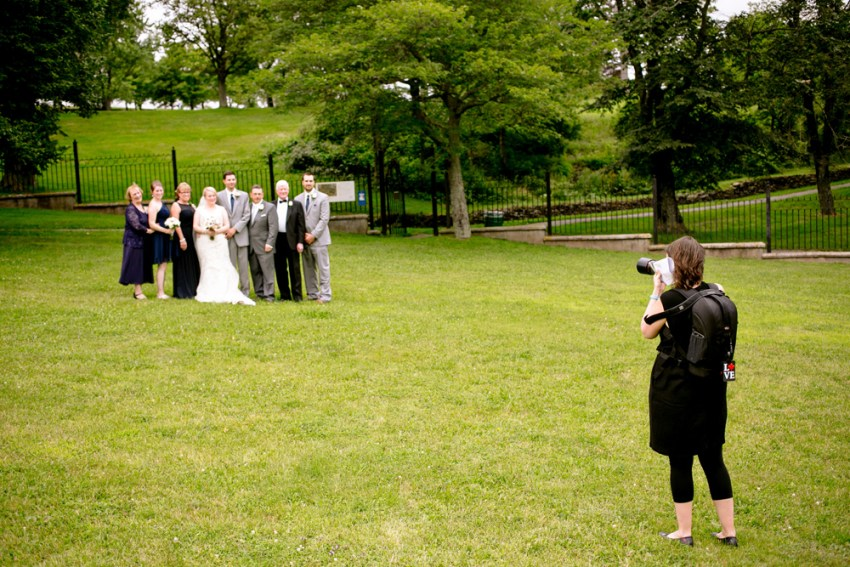 Unusual Wedding Photography by Kandise Brown