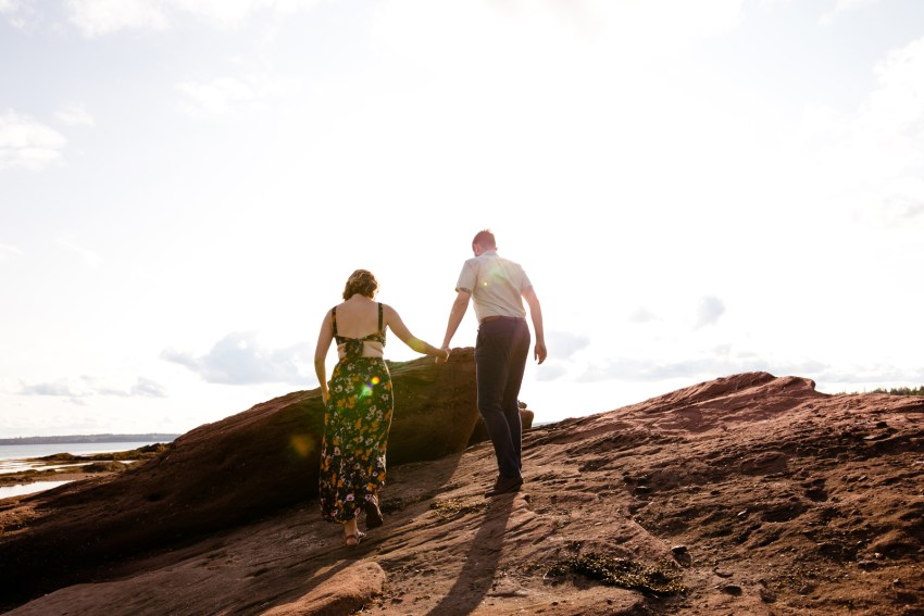 Saint Andrews Engagement Photographer Kandise Brown