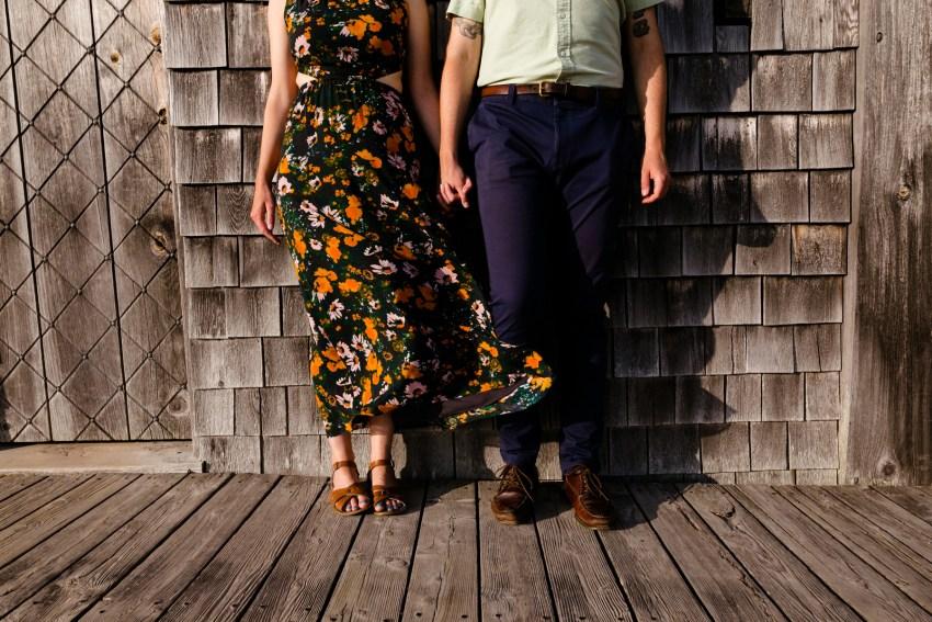New Brunswick Engagement Photography Kandise Brown