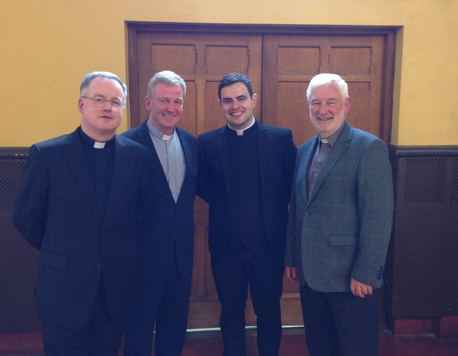 Fr. Michael Kelly SPS Adm Rathvilly to become ...