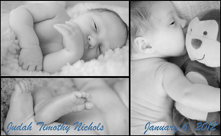 Judah-newborn-baby-photography-Knoxville-TN-Collage