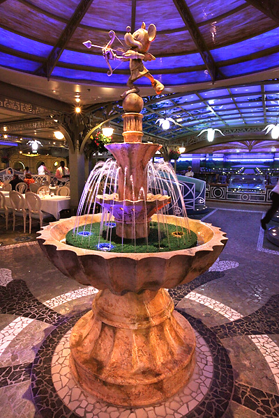 Mickey-Fountain-Enchanted-Garden