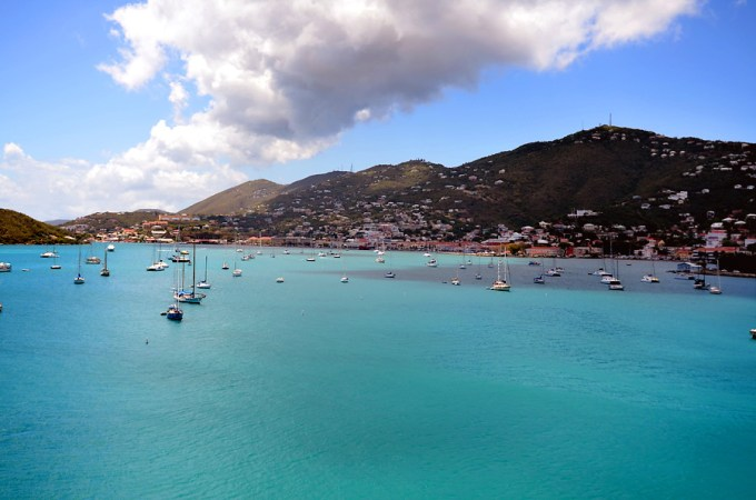 Disney Fantasy | Eastern Caribbean | St. Thomas Port