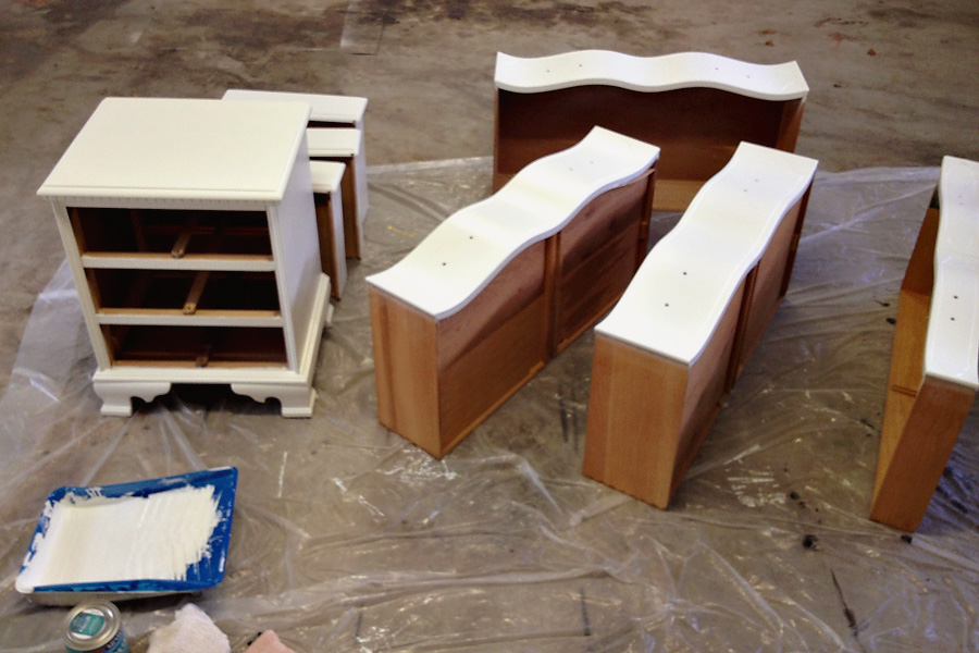 DIY Tutorial – Glossing over a new fad called Chalk Paint