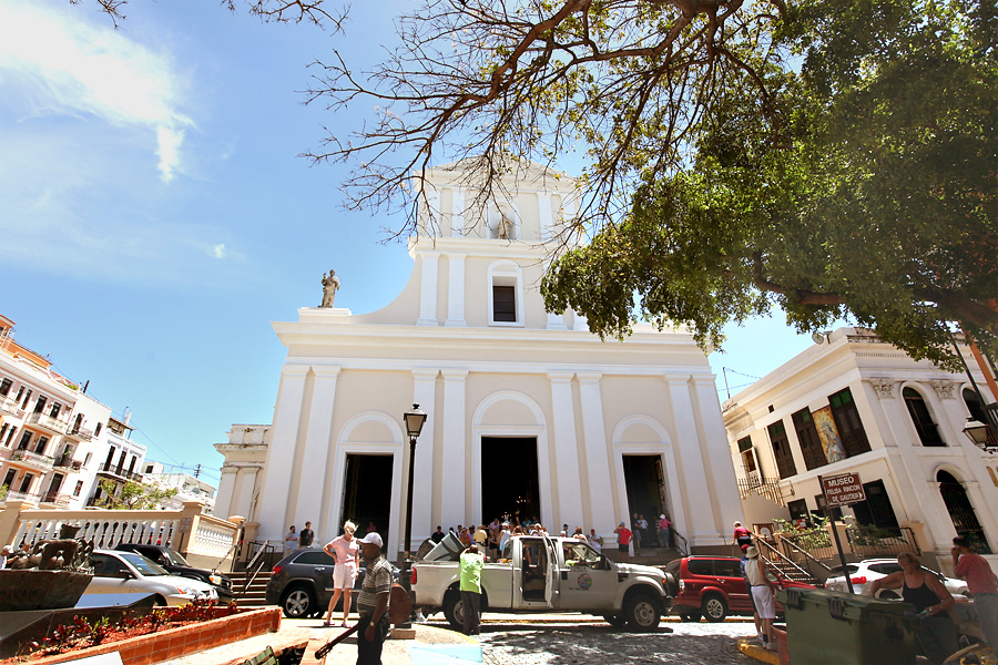 Catholic-church-old-san-juan