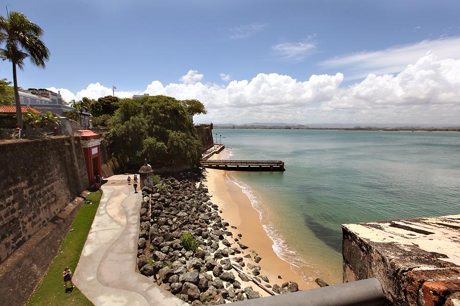 Old-San-Juan-Wall