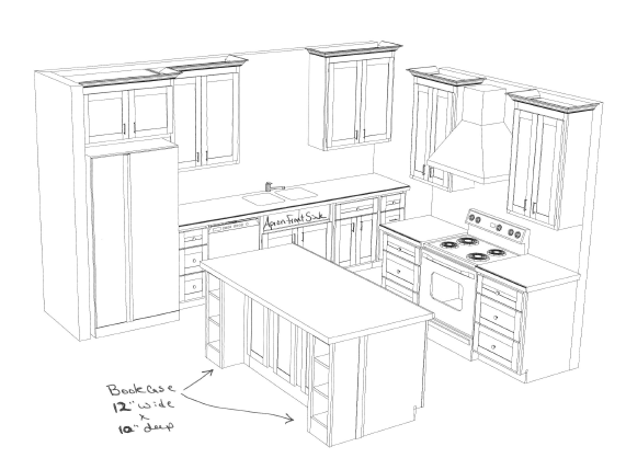 Keystone Kitchens design 2