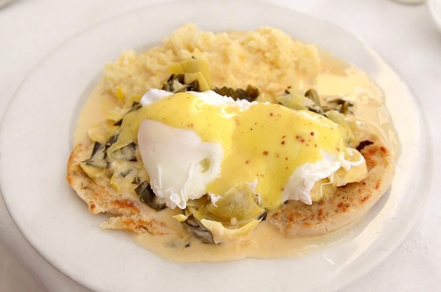 Great Southern - Eggs Sardou