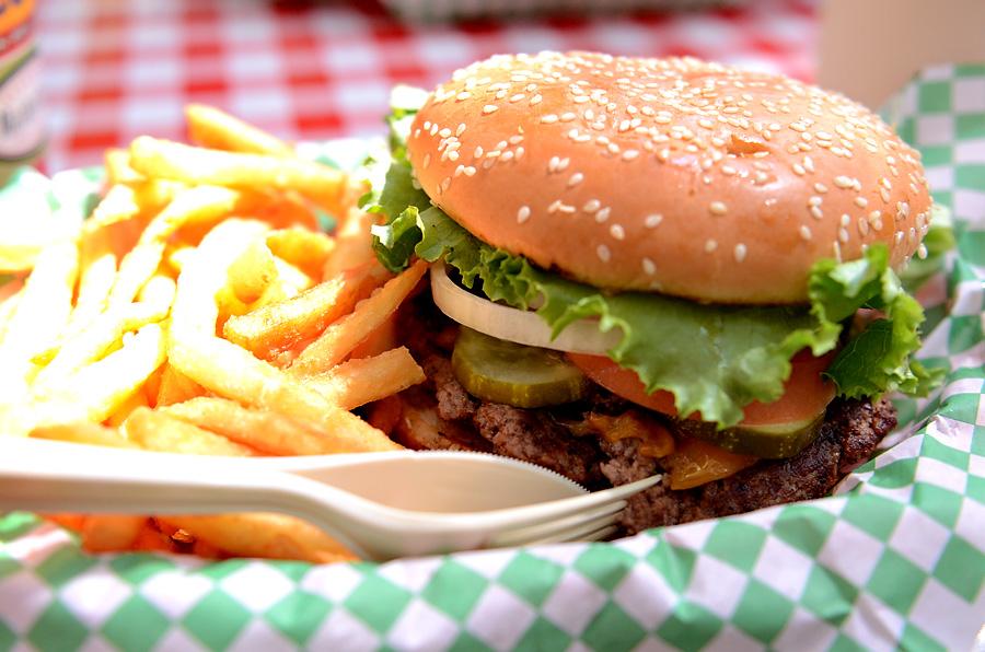 Seagrove Village Market - Burger