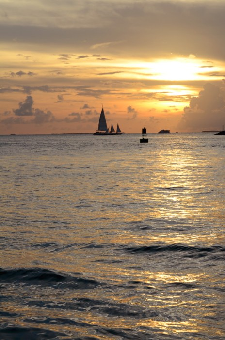 Mallory Square - sunset