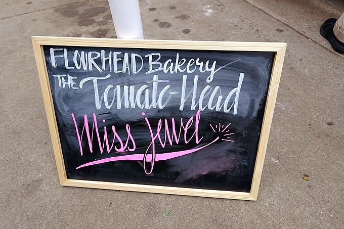 2015 International Biscuit Fest Tomato Head Miss Jewel