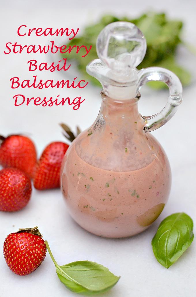 Strawberry-Basil-Balsamic-Dressing