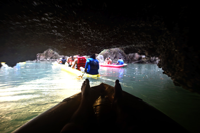 john-gray-sea-canoe-exiting-cave