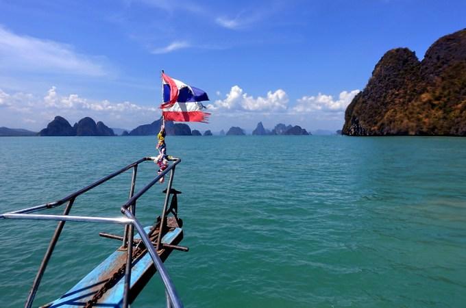 K&R Asian Adventure: John Gray Sea Canoe Excursion