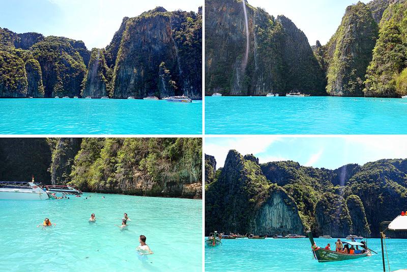 Phi-Phi-Ley-Pileh-Lagoon