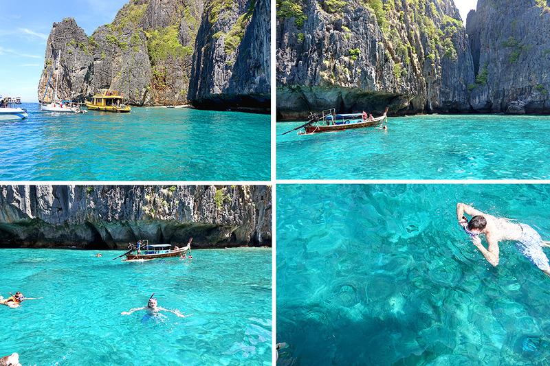 Phi-Phi-Maya-Bay-snorkeling