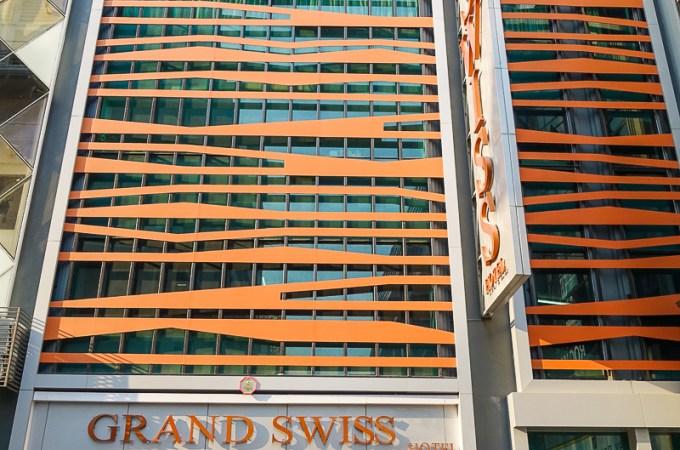 K&R Asian Adventure: Grand Swiss Hotel & 180° Sky Lounge