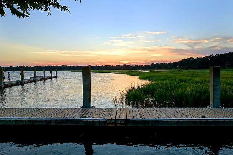 Beaufort-South-Carolina-Riverwalk-Sunset-02