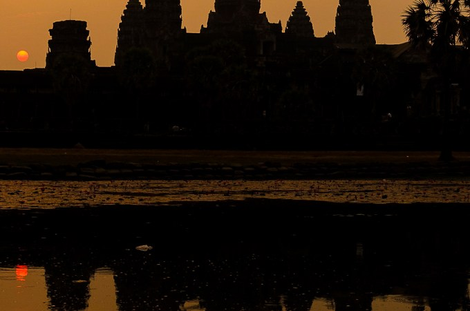 K&R Asian Adventure : check Angkor Wat off the bucket list…