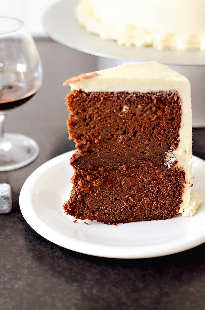 Kraken Rum Chocolate Cake