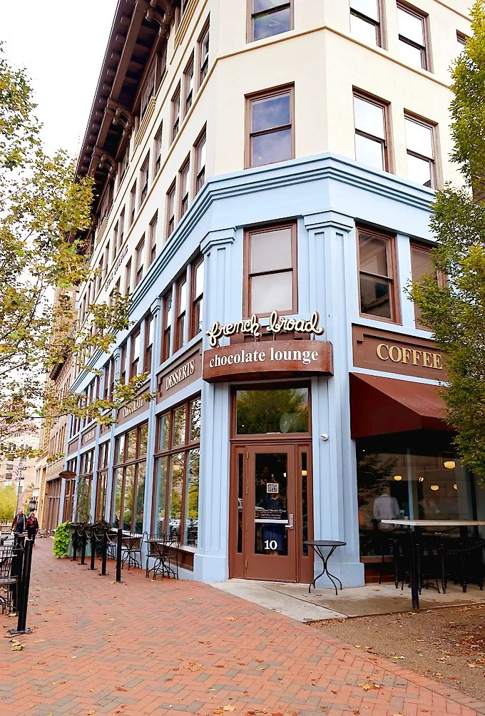 Asheville Eats: French Broad Chocolate Lounge