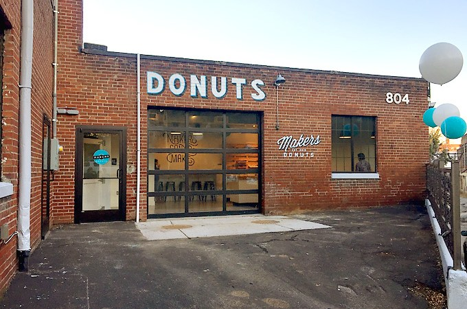 Knoxville Eats: Makers Donuts