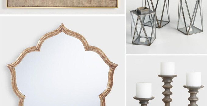 Decor Staples for Creating a Seasonal Mantle