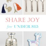 A Challenge to Share Joy