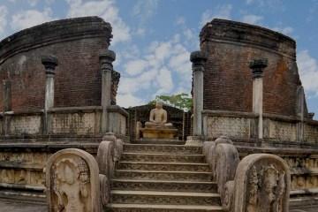 Sigiriya, Dambulla & Polonnaruwa Day Tour