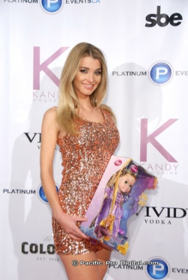 """Fourth Annual """"Babes In Toyland 2011"""" Charity Toy Drive at The C"""