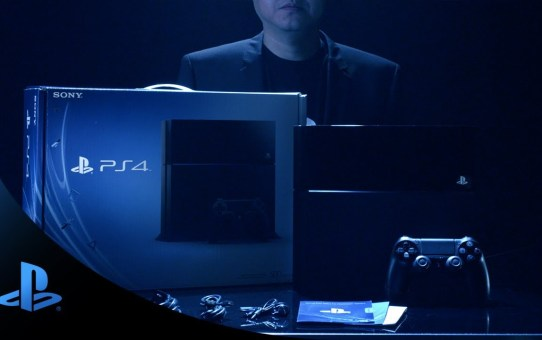 The Official PS4 Unboxing Video   PlayStation 4