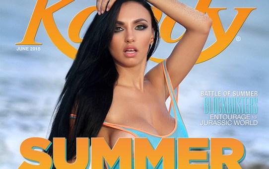 June 2015 Issue with Iryna Ivanova