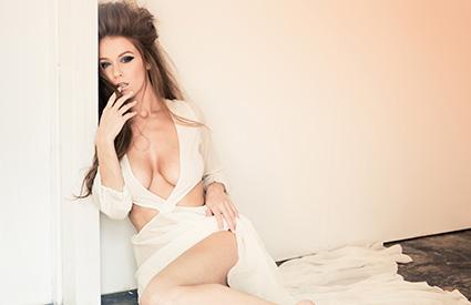 Leanna Decker Kandy Mag topless