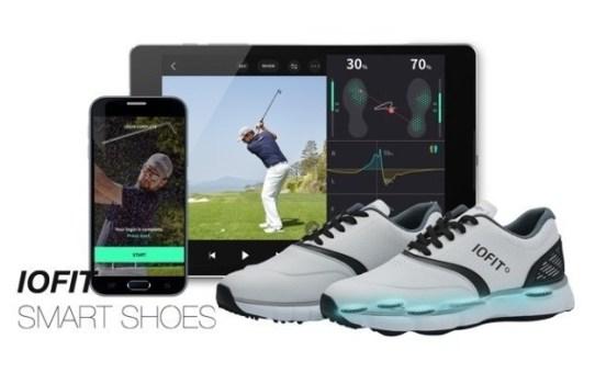 Salted Venture Smart Golf Shoes