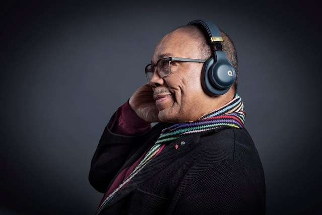 JBL® and Music Pioneer Quincy Jones Introduce E55BT Quincy Edition Wireless Headphone