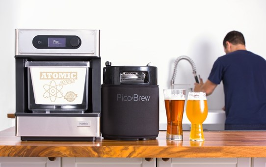 PicoBrew, Beer on Demand