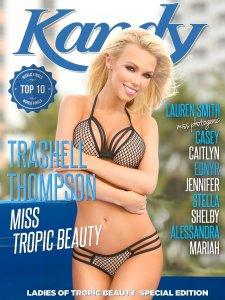 Tropic Beauty Swimsuit Issue Kandy Magazine