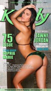 Model Tawny Jordan