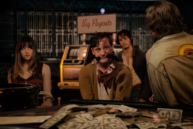 Bad Times at the El Royale Blu-Ray
