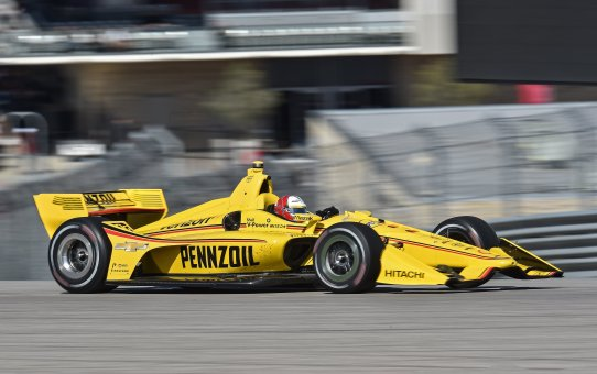 What They're Saying' from INDYCAR Spring Training Day 1