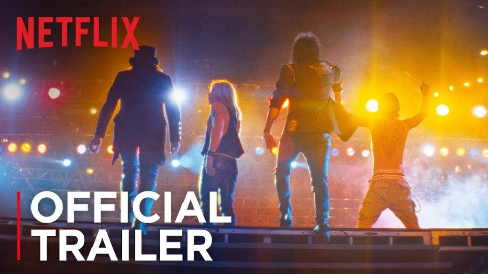 Motley Crue The Dirt on Netflix a Masterpiece of 80s life