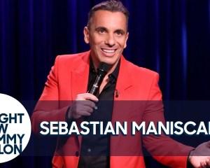 Sebastian Maniscalco on Tonight Show