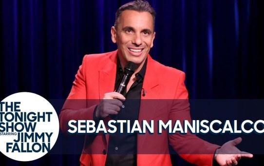 Sebastian Maniscalco Stand-Up on The Tonight Show