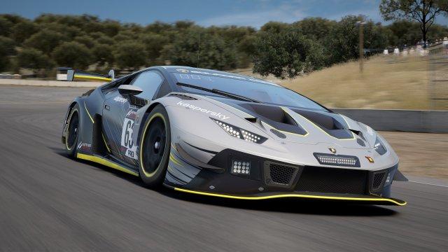 Lamborghini eSports The Race Competition Sim Racers